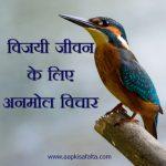 विजयी जीवन के लिए अनमोल विचार | Anmol Vachan In Hindi