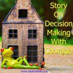 समस्याओं का सामना कैसे करें?   Inspirational stories in hindi