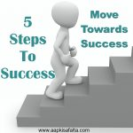 steps to success with goal and planning