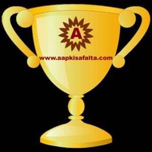 achievement of aapki safalta, 100 hindi posts complete