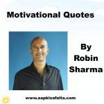 Robin Sharma | जिसने जीवन को बेहतर बनाना सिखाया