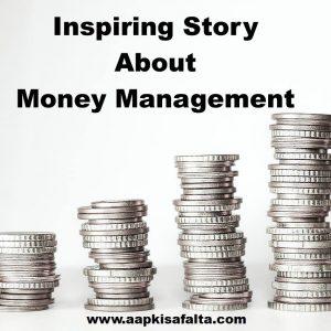 money management story hindi