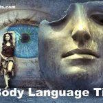 body language face reading