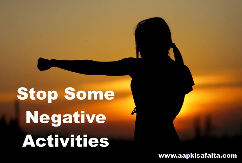 stop some works negative hindi