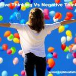 Positive Thinking Vs Negative Thinking | Hindi Story