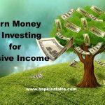 investing passive income hindi
