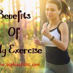 benefits of exercise hindi