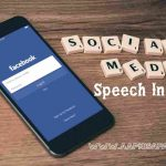 social media speech hindi