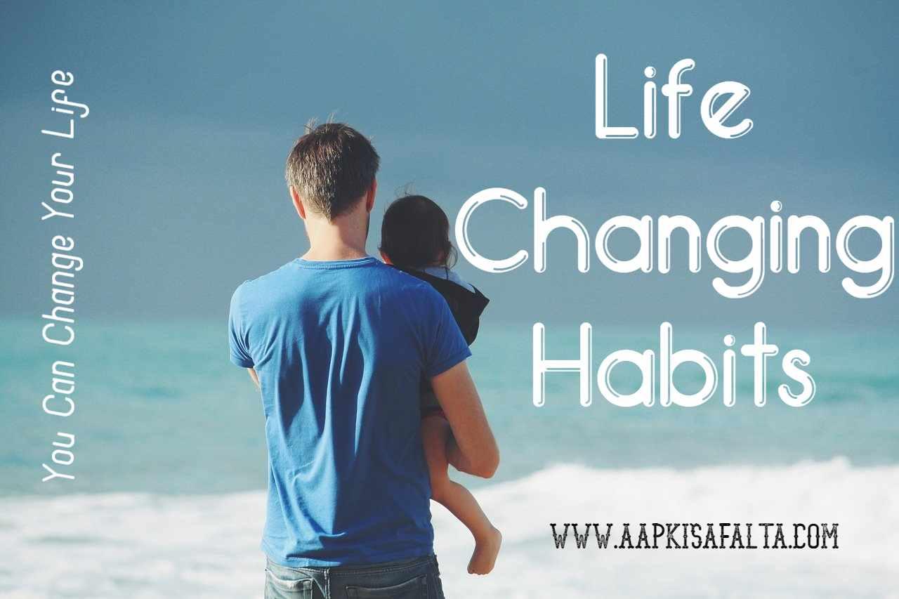 life changing habits hindi